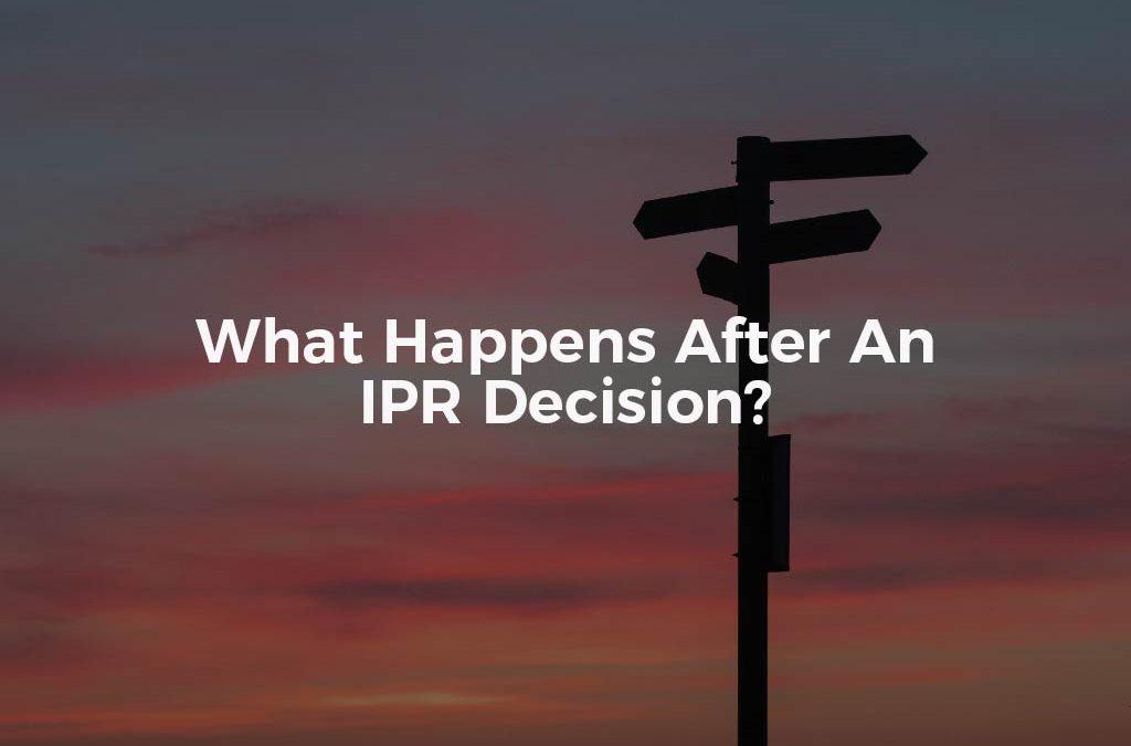 IPR Decision